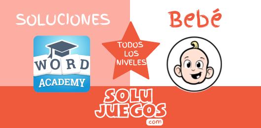 Soluciones-Word-Academy-Bebe
