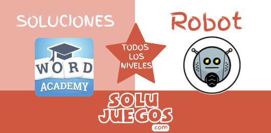 Soluciones-Word-Academy-Robot