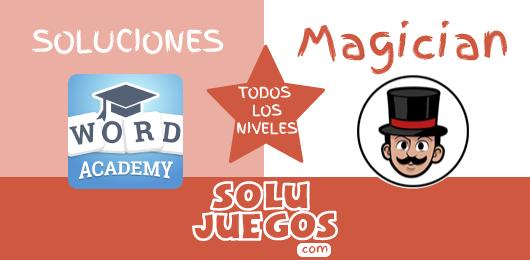 Soluciones-Word-Academy-Magician
