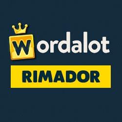 Wordalot Rimador